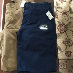 2 Pair Men's Aeropostale Shorts